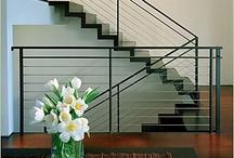 Stairways / by Lisa Luera     (lisa Padovan)