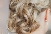 Wedding Hair / by Megan Caulder