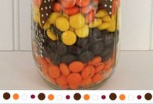 fall crafts / by Brandie Saxton