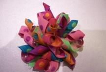 Bows, bows and more bows! / by Rhonda Richardson