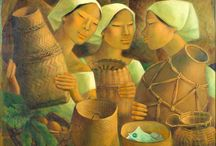 Philippine Paintings...proudly Filipino / by Ruby Teves