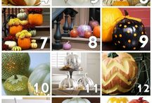 Fall/Halloween / by Vickie