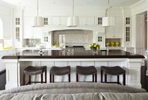 Dream Kitchens / by Cleverlyinspired