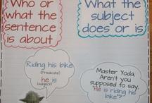 Grammar Geek / by Lendy Nicholson