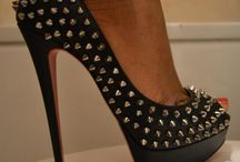 Walk a mile in these shoes / by Jennifer Schomer