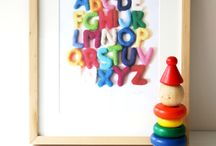 crafty things to do with kids / by Stacy Smock