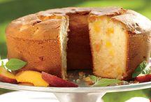 Cake recipes / by Nadia Forteza