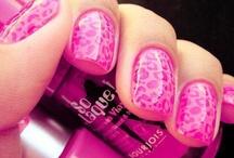 Nails & Make up / by Kristina Kircher