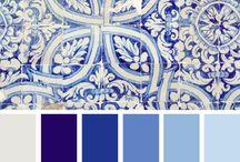 Color Palets for Branding / by Karen Hochberg
