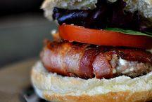 Burger Recipes / by Amber DeLasky