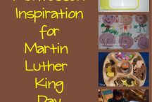 MLK/ earth day kids / by Natalie Peacock