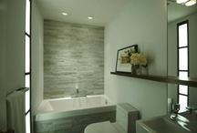 Bathrooms / by Angie Wynne