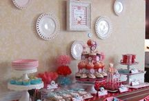 girls bday party ideas / by Courtney Foster