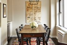 King St. / A Manhattan 3 bedroom reno by Rae McConville Interiors. / by Rae McConville Interiors McConville