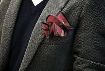 Men's Fashion / by Josh & Co.