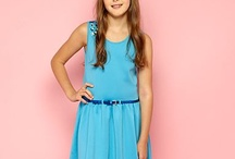 Girls dresses / by Milou