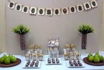 Baby Shower Ideas / by Heather Busby