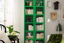 bookshelves / by Lynn Burgess