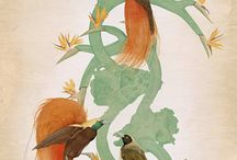 Art & Illustration / by Victory Patterns