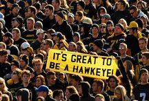 Iowa Hawkeyes / by Christine Shenefelt