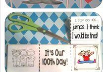 100th day of school / by Morgan Austin