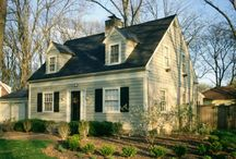 new house ideas / The Lees have a new home...and a lot of work to do. / by Alison Lee