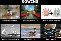 Rowing / by Stephanie Fiedler