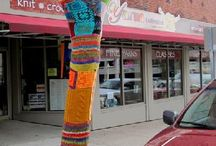 LYS / Yarn Stores I've Visited / local yarn stores / by Lisa E.