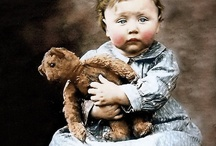 Teddy Bears  / by Linda Way Northam