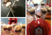 Rhonda's Baby Shower Ideas / by Jessica Chance