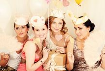 Bridal Shower Ideas / by Sanna Hussain