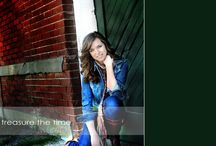 Anna's Senior Portraits / by Debbie Thompson