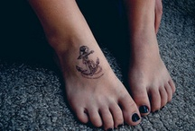 Tattoos / by Jessica Casey
