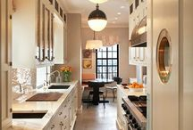 kitchens / by Rebecca Sights
