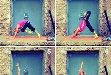 Yogi. Yoga. Love. / Live. Love. Yoga. / by Shar-Dai Peagler