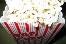 Food - Popcorn / by Taarna T