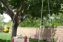 tree swings / by Terri Hayter