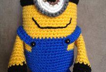 Crochet/Knitting/Yarn / by Jennifer Smith