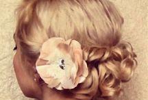 Joci & Lily prom hair / by Cierra Kyles