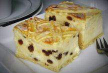 przepisy ciasta, pieczywo / by Jolanta Grzebyk