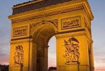 Paris,France / by Holly Wilson-Lamon