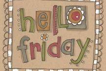 Days of the Week / by Rhonda Johnson