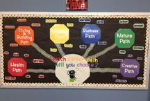 Counselor Bulletin boards / by Leslie Simpson