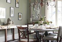 Dining room / by Tatiana Paganuzzi