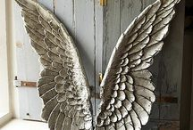 my love of angels / by Katie Thorpe