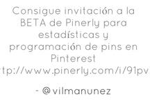 Social Media & Pinterest  / by Vivi Nunez