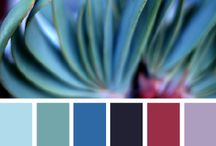 Color swatch inspiration / by Brenda Cregger