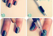 Nails, nails, nails / by Mercedes Basford
