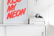 interiors / by graphic designer