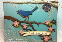 Cards and Paper Birds n Butterflies / by Deborah Owen David
